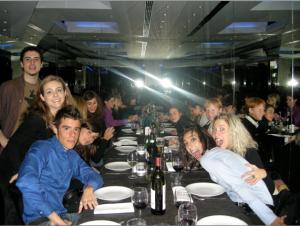 Foto della cena